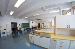 Skolekjøkkenet